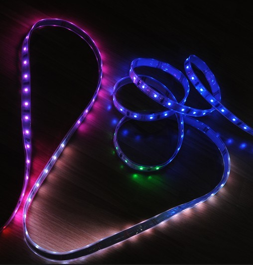 Rgb leisten stripes lampen strahler lichtb nder module for Lampen strahler